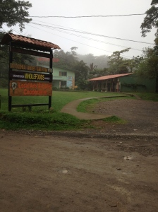"The ""center"" of Monteverde. I pass by here every time I go for a run."