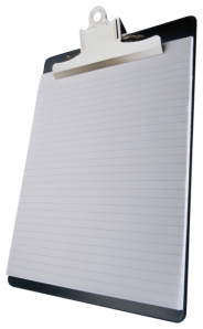 Even in my Pura Vida state, I am a big fan of checklists. They keep me focused, accountable, transparent, and it is fun to check off items from the list.