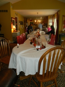 Thanksgiving 2011, Villa Hills, KY