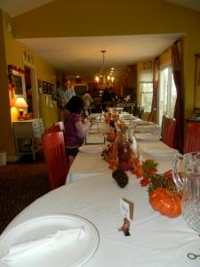 Thanksgiving 2011, Villa Hills, KY