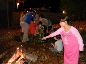Thanksgiving 2012, Hot Springs, AK